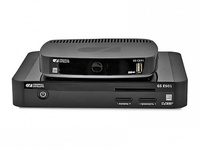 Система для приема цифрового спутникового телевидения Триколор ТВ на два телевизора GS E501/GS C591